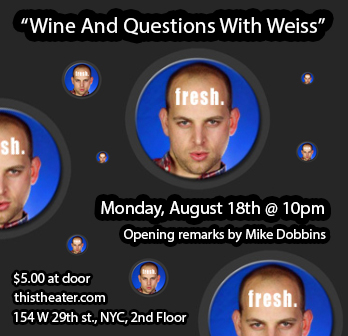 Wine and Questions